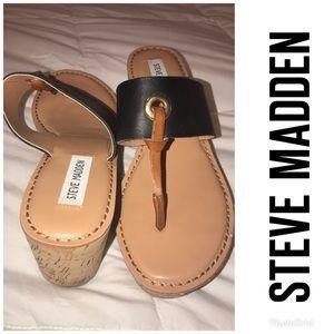 "Steve Madden""Likely ""wedges sandals"